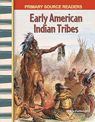 9780743987448: Early American Indian Tribes (Primary Source Readers; Early America)