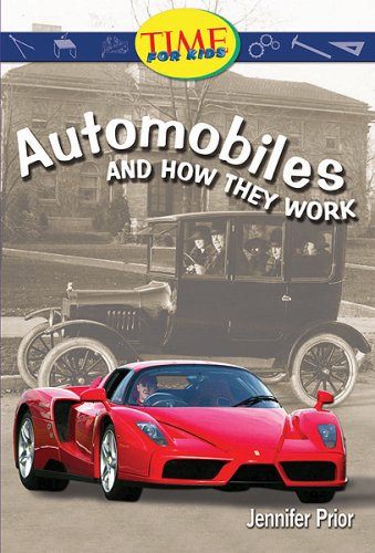 9780743989480: Automobiles and How They Work: Fluent (Nonfiction Readers)