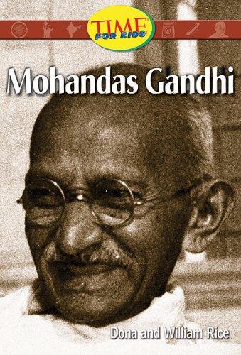 9780743989671: Mohandas Gandhi: Fluent Plus (Nonfiction Readers)