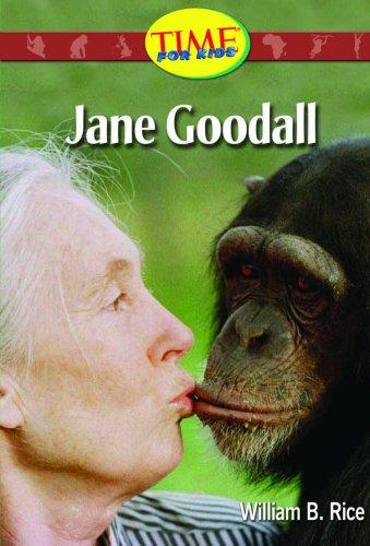 Jane Goodall: Fluent Plus (Nonfiction Readers): Dona Herweck Rice,