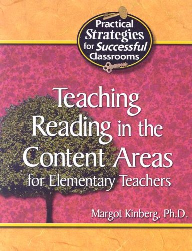 9780743991025: Teaching Reading in the Content Areas for Elementary Teachers (Practical Strategies for Successful Classrooms)