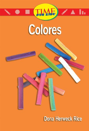9780743992015: Colores: Emergent (Nonfiction Readers)