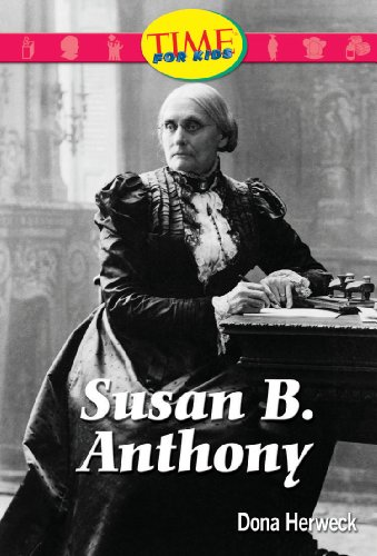 9780743992596: Susan B. Anthony: Early Fluent Plus (Nonfiction Readers)