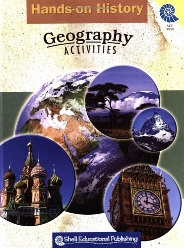 9780743993586: Hands-on History: Geography Activities