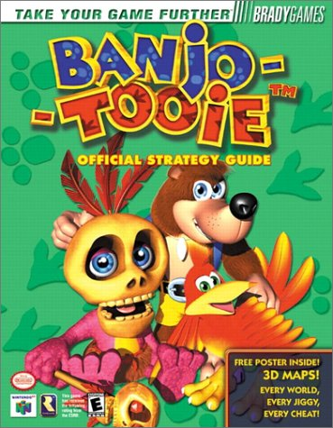 9780744000061: Banjo-Tooie: Official Strategy Guide