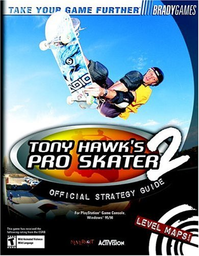 9780744000108: Tony Hawk's Pro Skater 2 Official Strategy Guide (Official Strategy Guides)