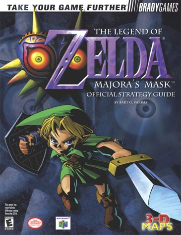 9780744000122: The Legend of Zelda: Majora's Mask Official Strategy Guide (Official Strategy Guides)