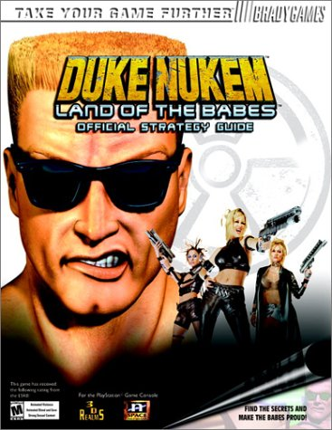 9780744000146: Duke Nukem: Land of the Babes Official Strategy Guide (Official Strategy Guides)
