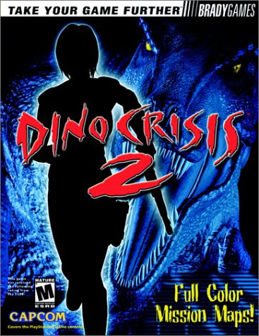 9780744000214: Dino Crisis 2 Official Strategy Guide (Official Strategy Guides)