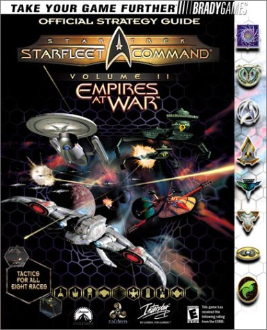 9780744000221: 2: Star Trek Starfleet Command II: Empires at War Official Strategy Guide (Official Strategy Guides)