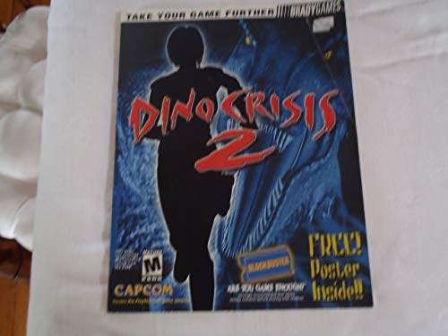 9780744000290: Dinocrisis 2 official strategy guide