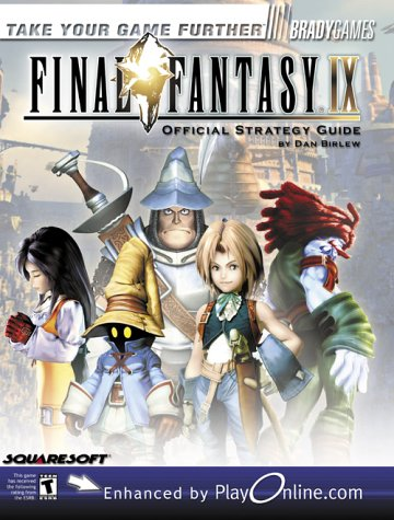 9780744000412: Osg Final Fantasy IX (Brady Games)