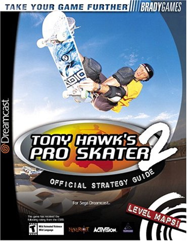 9780744000450: Tony Hawk's Pro Skater 2 Official Strategy Guide for Dreamcast (Bradygames Strategy Guides)