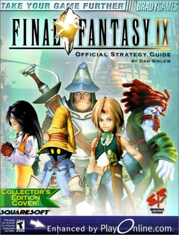 9780744000535: Final Fantasy IX Official Strategy Guide