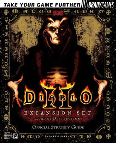 9780744000658: Diablo II: Expansion Set : Lord of Destruction Official Strategy Guide