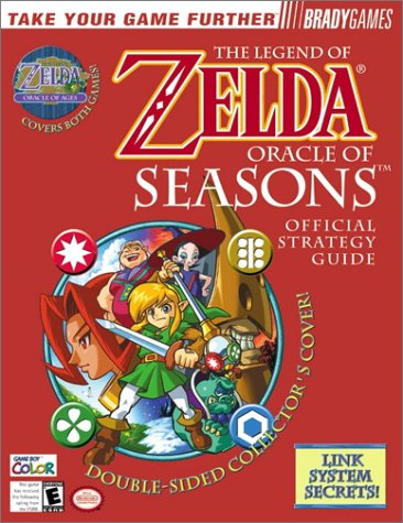 9780744000665: The Legend of Zelda: Oracle of Seasons & Oracle of Ages Official Strategy Guide