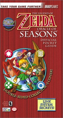9780744000672: The Legend of Zelda: Oracle of Seasons & Oracle of Ages Official Pocket Guide (Bradygames Take Your Games Further)