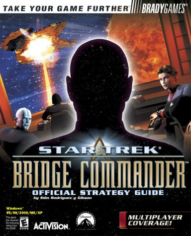 9780744000702: Star Trek Bridge Commander: Official Strategy Guide