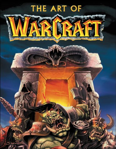 9780744000818: The Art of Warcraft®
