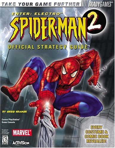 9780744000900: Spider-Man 2: Enter Electro Official Strategy Guide (Bradygames Take Your Games Further)
