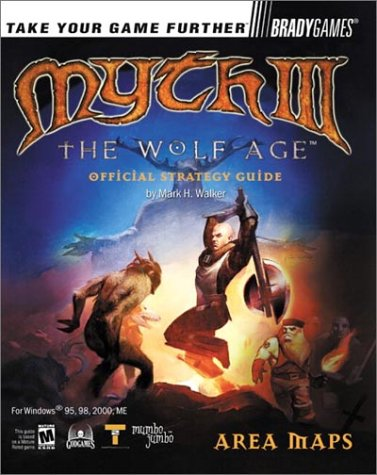 9780744001006: Myth III: The Wolf Age Official Strategy Guide (Bradygames Strategy Guides)