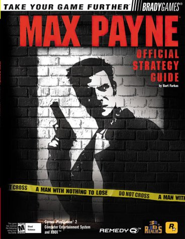 9780744001112: Max Payne Official Strategy Guide for PlayStation 2 & XBox (Brady Games)