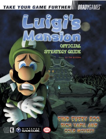 9780744001198: Luigi's Mansion Official Strategy Guide (Bradygames Strategy Guides)