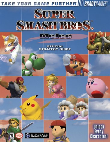 9780744001235: Super Smash Bros. Melee Official Strategy Guide (Take Your Game Further)