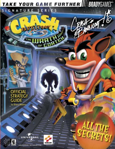 9780744001297: Crash Bandicoot: The Wrath of Cortex Official Strategy Guide