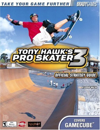 9780744001396: Tony Hawk's Pro Skater 3 Official Strategy Guide for GameCube (Bradygames Strategy Guides)