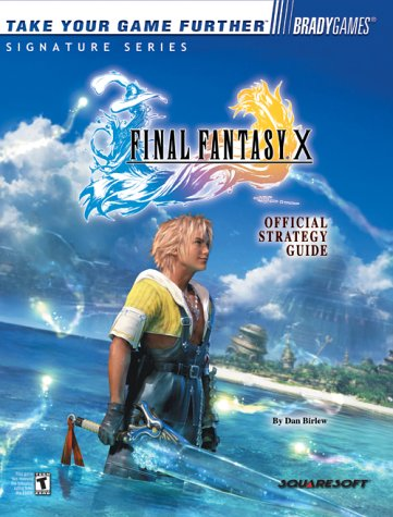 9780744001402: Final Fantasy X Official Strategy Guide (Brady Games)