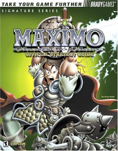 9780744001457: Maximo: Ghosts to Glory Official Strategy Guide (Bradygames Signature Series)