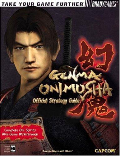9780744001464: Genma Onimusha Official Strategy Guide (Brady Games)