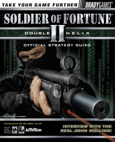 9780744001488: Soldier of Fortune II: Double Helix Official Strategy Guide