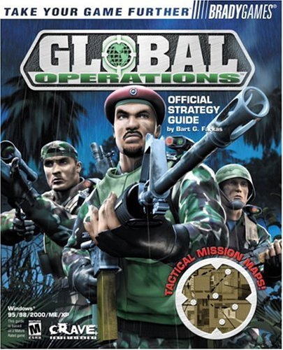 Global Operations Official Strategy Guide (Brady Games): Farkas, Bart G.