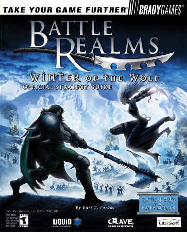 9780744001594: Battle Realms: Winter of the Wolf Official Strategy Guide