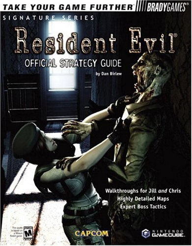 9780744001648: Resident Evil: Ofrficial Strategy Guide