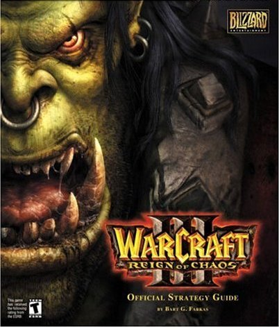 9780744001709: Warcraft Iii: Reign of Chaos Official Strategy Guide for Eb