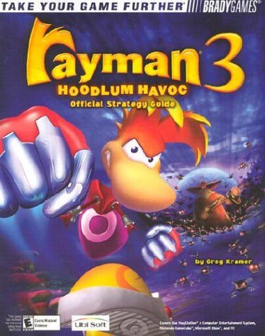 9780744001747: Rayman(R) 3: Hoodlum Havoc Official Strategy Guide (Official Strategy Guides (Bradygames))