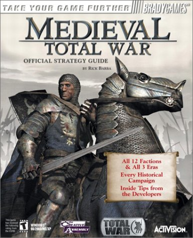9780744001822: Medieval: Total War Official Strategy Guide