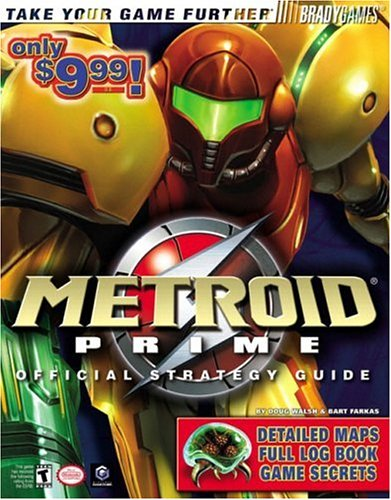 9780744001853: Metroid(R) Prime Official Strategy Guide (Official Strategy Guides)