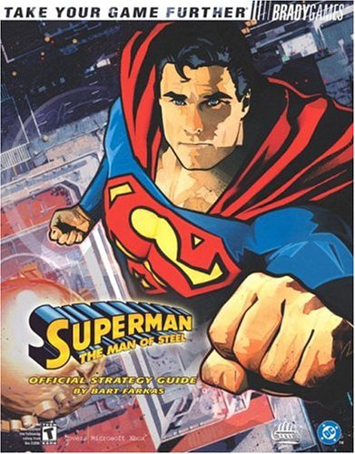 Superman(tm): The Man of Steel(tm) Official Strategy: Farkas, Bart G.