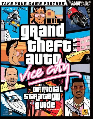9780744001945: Grand Theft Auto: Vice City Official Strategy Guide (Bradygames Signature Series)