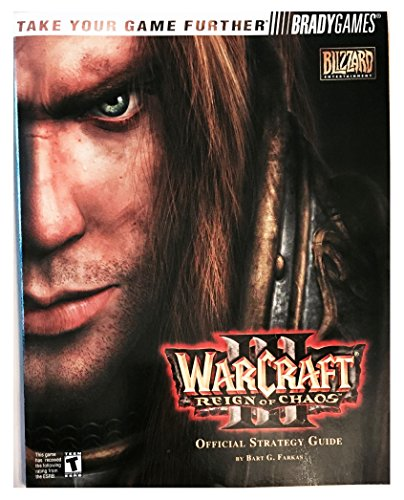 9780744002089: WarCraft III :Reign of Chaos Official Strategy Guide