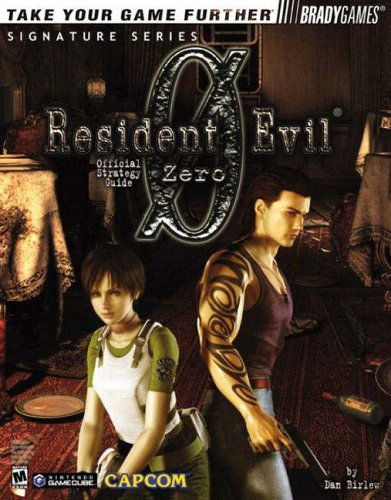 9780744002140: Resident Evil (R) Zero Official Strategy Guide (Official Strategy Guides)