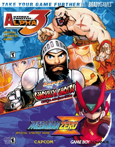 9780744002164: CapcomGame Boy Advance Combo Official Strategy Guide