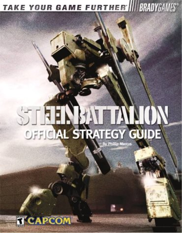 9780744002218: Steel Battalion(TM) Official Strategy Guide (Brady Games)