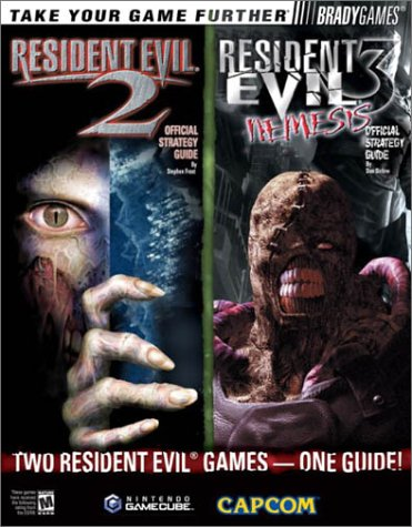 Resident Evil 2 & 3: Official Strategy Guide for GameCube (Bradygames Strategy Guides): Dan ...