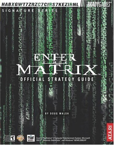 9780744002713: Enter the Matrix Official Strategy Guide