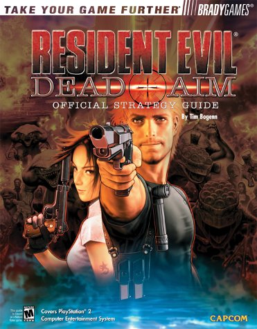 9780744002744: Resident Evil: Dead Aim Official Strategy Guide